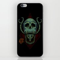 Poison Love iPhone & iPod Skin