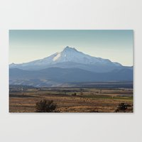 Mount Jefferson, Oregon Canvas Print