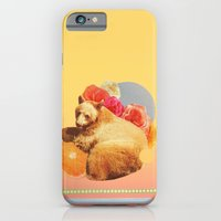 iPhone & iPod Case featuring in the warm july sun by cardboardcities