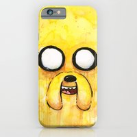 iPhone & iPod Case featuring Jake by Olechka
