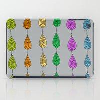 Candy Raindrops iPad Case