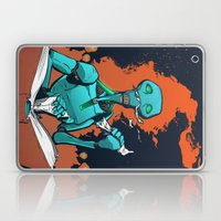 Hungry For Knowledge Laptop & iPad Skin