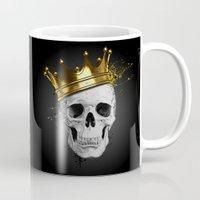 Royal Skull Mug