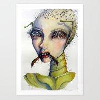 If I Were A Bug Art Print