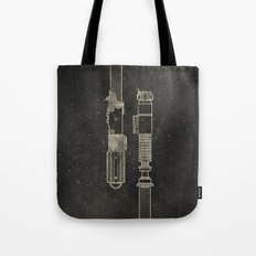 LightSabers Tote Bag