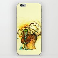 Gatoelho iPhone & iPod Skin
