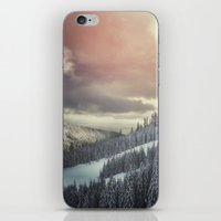 Off Piste iPhone & iPod Skin