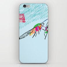 Bringing what I got [MOTH] [COLORS] [RAIN] [GIVEN] [GIVE] iPhone & iPod Skin