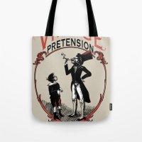 Ye Oldé Vintage Pretens… Tote Bag