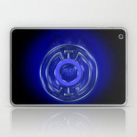 Blue Lantern Corp (Hope) Laptop & iPad Skin