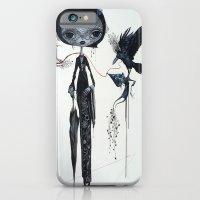 gothic kebaya iPhone 6 Slim Case