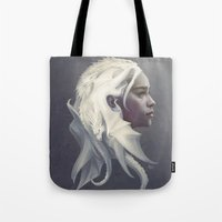 Mother Of Dragons Tote Bag