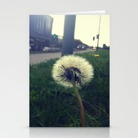 Blow Away Stationery Cards