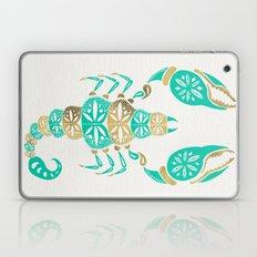 Scorpion – Turquoise &… Laptop & iPad Skin
