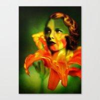 Cordelia Canvas Print