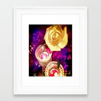 Enchanted & Wonderstruck Framed Art Print