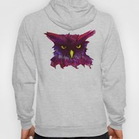 The Disapproving Owl... Hoody