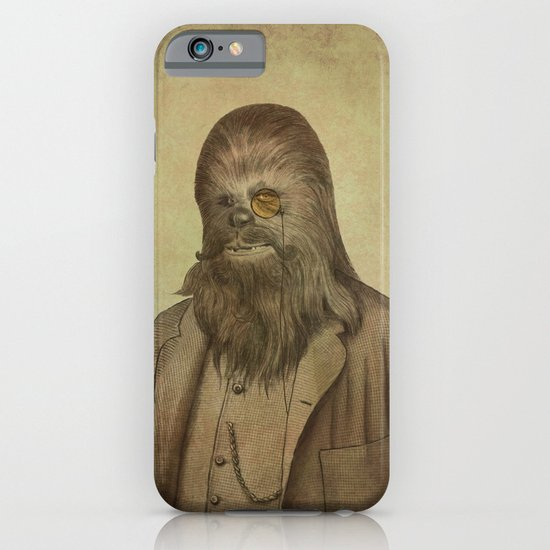 Chancellor Chewman (square format)  iPhone & iPod Case