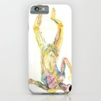 iPhone & iPod Case featuring Cuerpo 02 by Peter Striffolino
