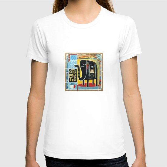 Otomatic Wash T-shirt