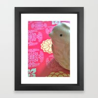 Tweet Framed Art Print