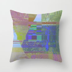 New Sacred 05 (2014) Throw Pillow