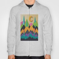 The Glass Mountains Hoody
