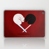 Lightside vs Darkside Laptop & iPad Skin