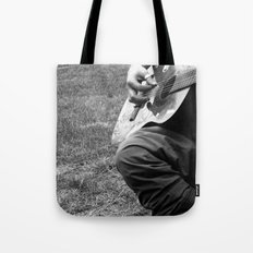 Music. Tote Bag