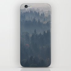 Hazy Layers iPhone & iPod Skin