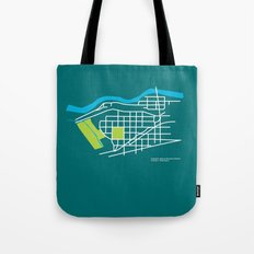 Brownes Addition / Peaceful Valley, Spokane Tote Bag