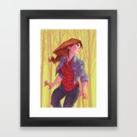 Malia Tate Framed Art Print