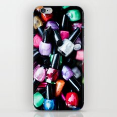 her options  iPhone & iPod Skin