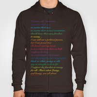 Project: June 12 A Quote… Hoody