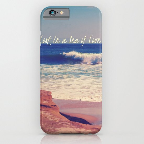 Sea of Love iPhone & iPod Case