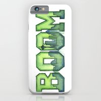 iPhone & iPod Case featuring Legion of Boom Seattle 12th Man Art by Olechka