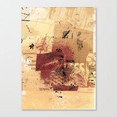 misprint 98 Canvas Print