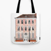 Queens Square Bristol By… Tote Bag