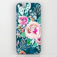 PLENITUDE FLORAL iPhone & iPod Skin