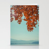 Autumn Lights And Summer… Stationery Cards
