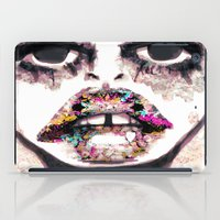 Born To Be Exteriorly Ug… iPad Case