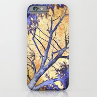 iPhone & iPod Case featuring Enchanted Forest by Alex Tavshunsky