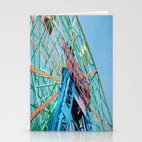 The Wonder Wheel Stationery Cards