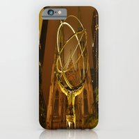 Atlas-Gold iPhone 6 Slim Case