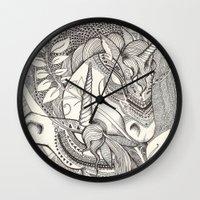 Inner Princess Wall Clock