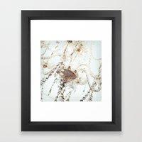 sparkle  Framed Art Print