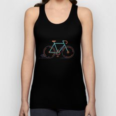 speed bike Unisex Tank Top