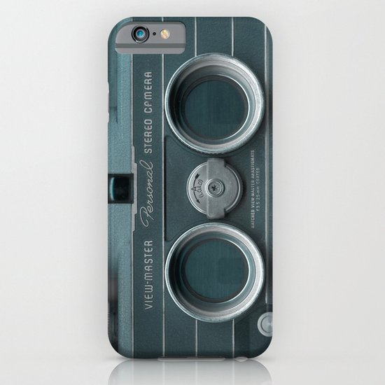 Camera Vintage Stereo  iPhone & iPod Case