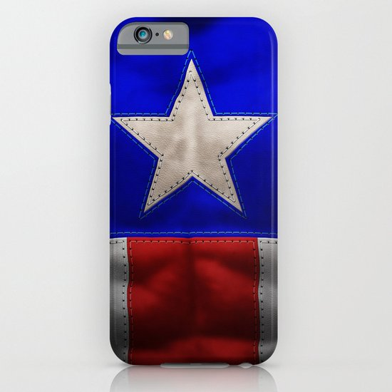 captain america iPhone & iPod Case