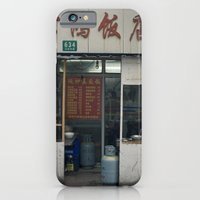 Food stall iPhone 6 Slim Case
